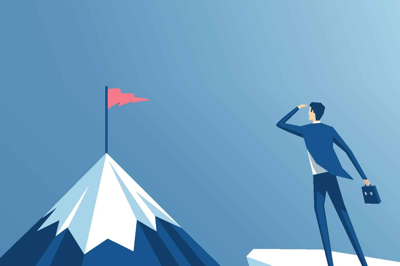 veerkrachtig timemanagement dankzij hogere doelen
