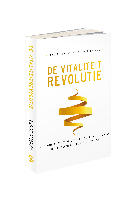 Cover van het boek De Vitaliteitrevolutie